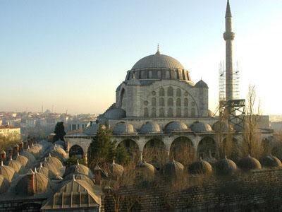 مسجد سلطان مهرماه