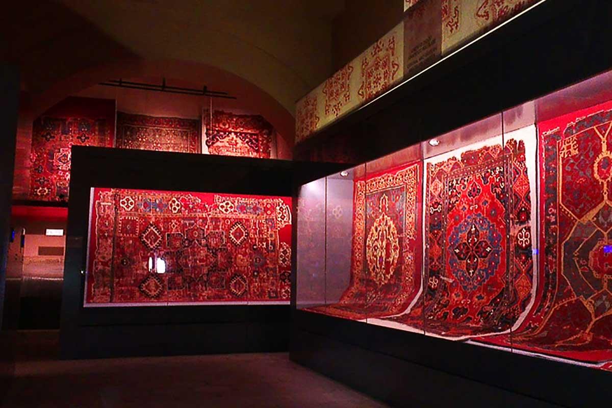 موزه فرشهای ترکیه