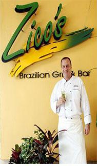 بار برزیلی زیکو