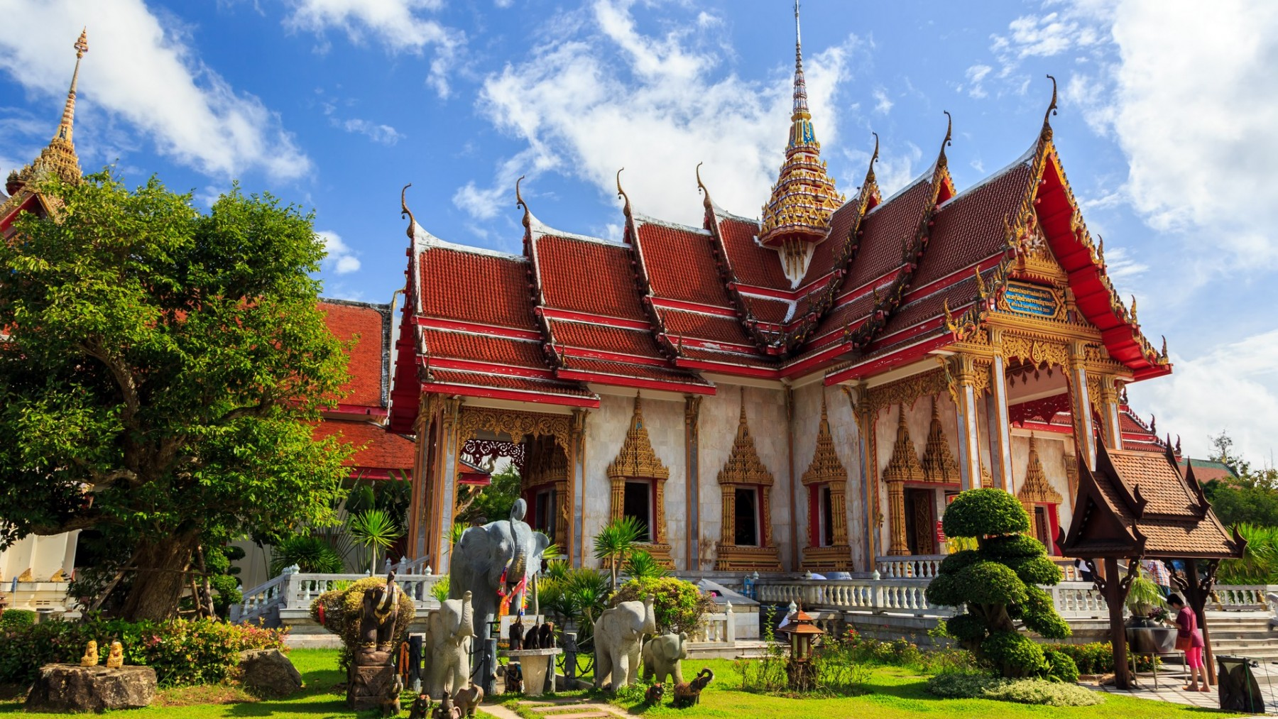معبد چالونگ