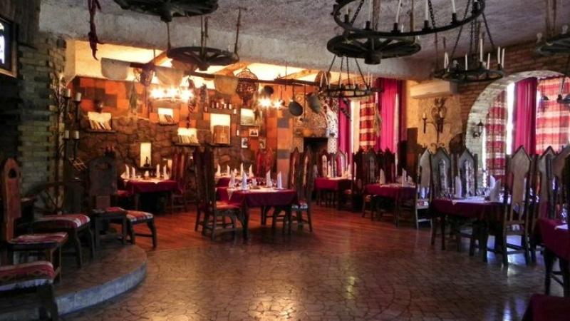 رستوران الد ایروان یا الد اریوان در ارمنستان