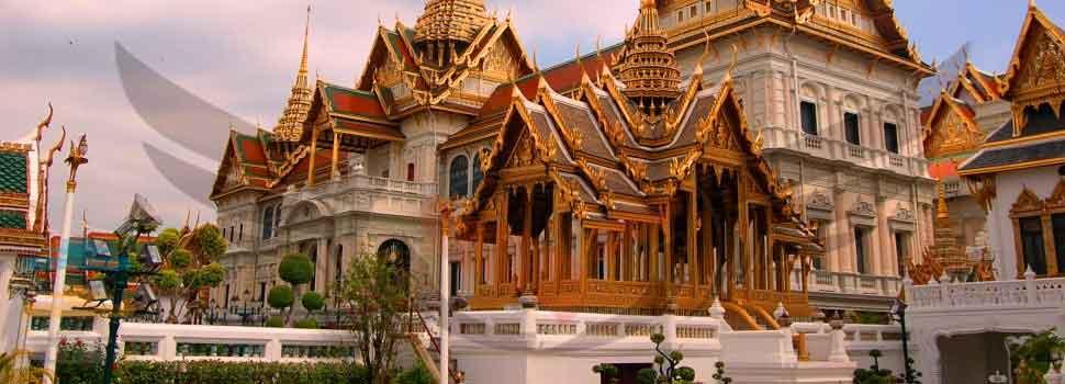 بناهای زیبا در بانکوک پایتخت تایلند