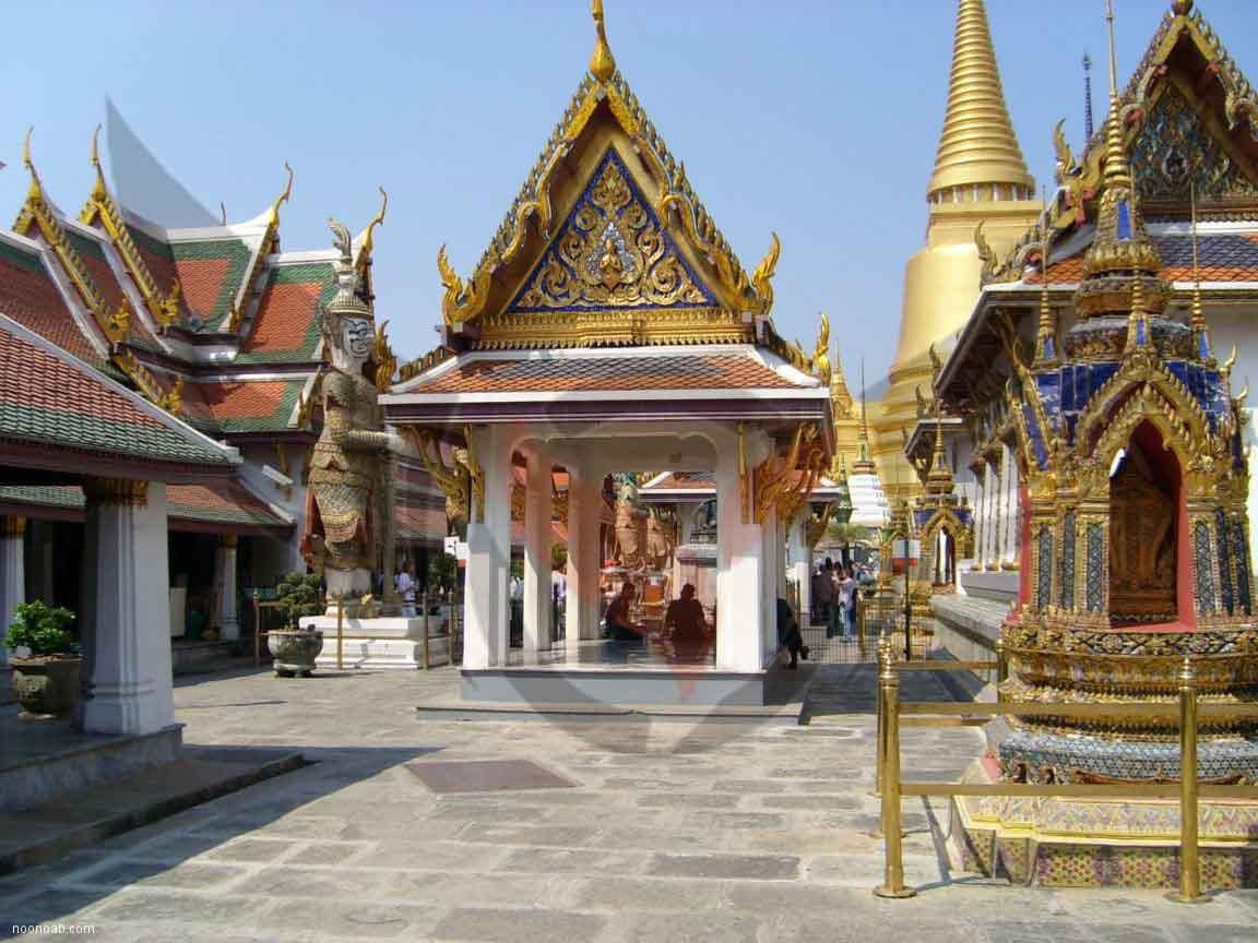 کاح پادشاهی بزرگی تایلندی ها