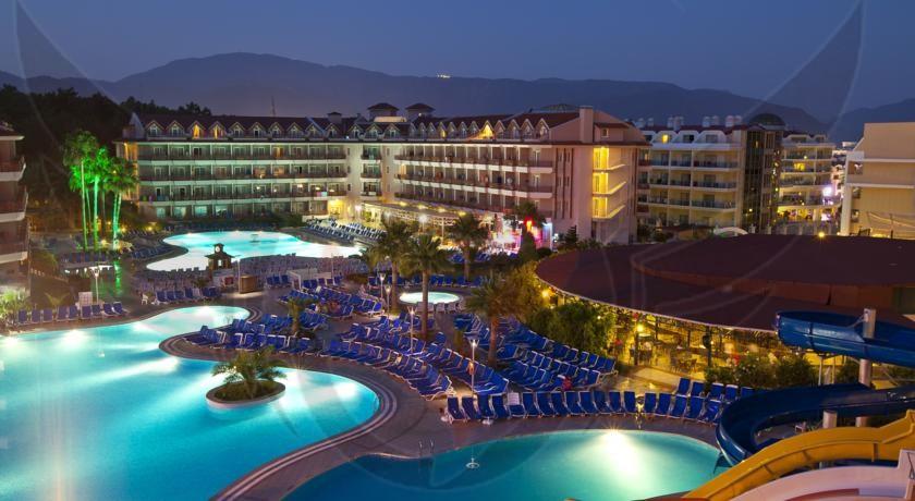 نتیجه تصویری برای هتل گرین نیچر ریزورت اند اسپا