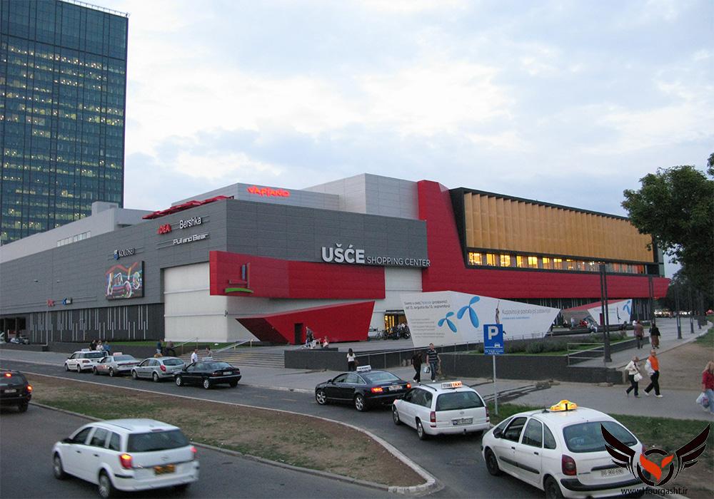 بزرگترین بازار خرید اروپا و صربستان در بلگراد