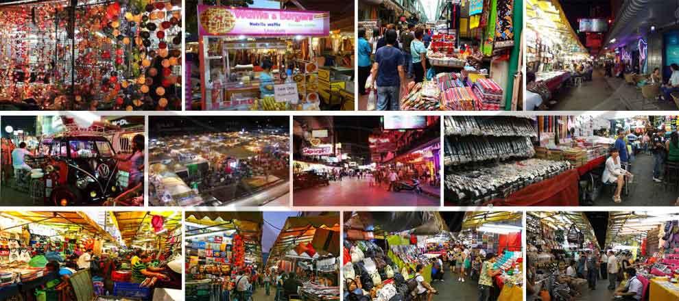 شلوغ ترین مراکز خرید دنیا در تایلند