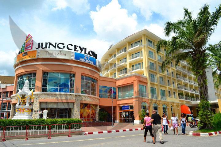 مرکز خرید فوق العاده در پاتایا بهترین در تایلند