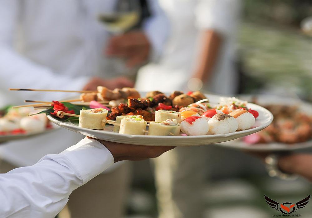 یک غذای سنتی و محلی اندونزی-بالی