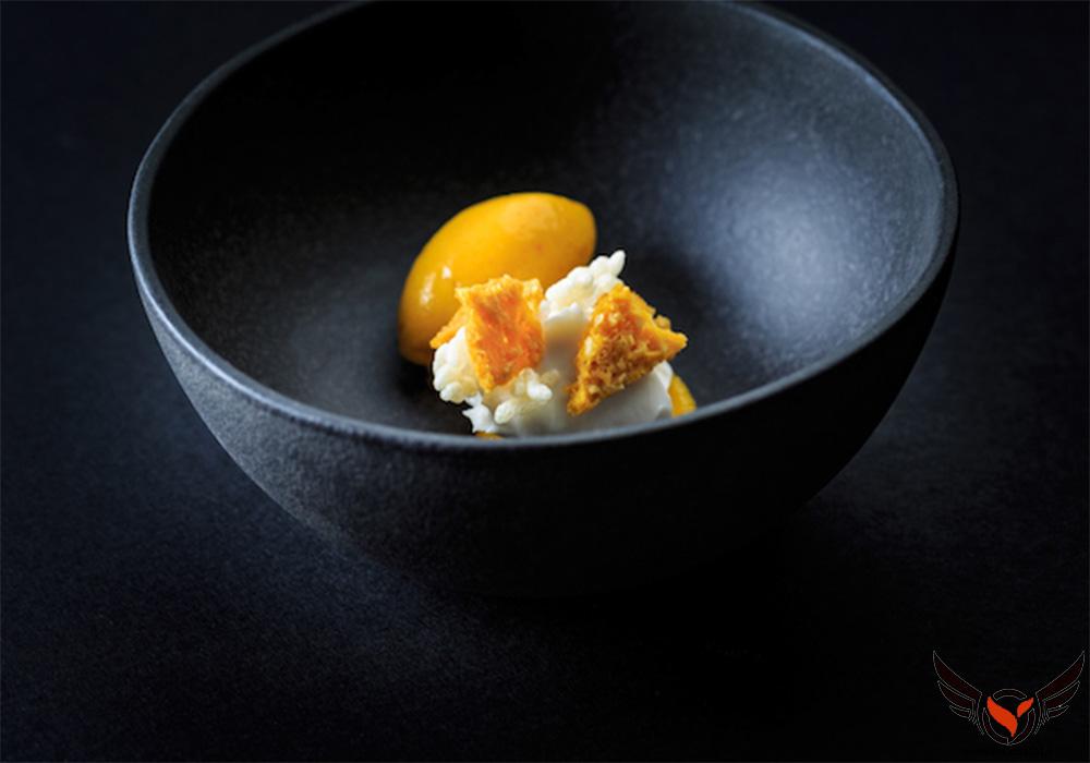 غذای تخم مرغی در بالی