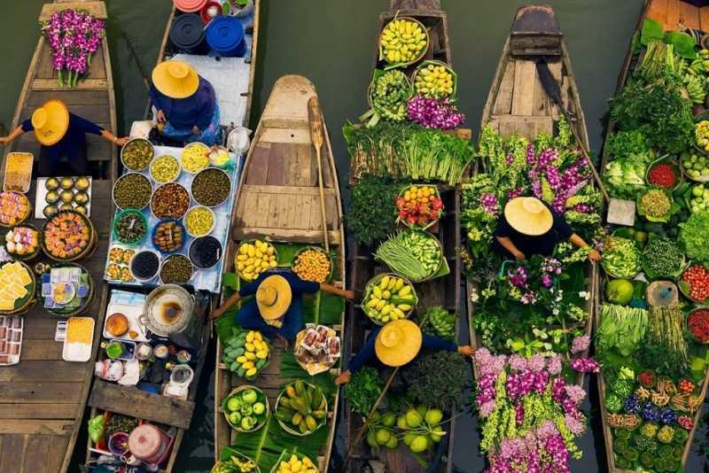 تور بانکوک + پاتایا مرداد ارزان قیمت  تور بانکوک پوکت خرداد